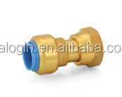 wholesale High Quality PPR pipes fittings brass stop valve from China Factory (VG-F00052)