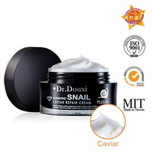 CREAM Dr.Douxi diamond snail caviar repair facial cream lotion
