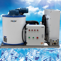 Used Industrial Flake Ice Making Machine For Sale