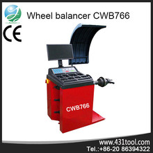 Magnetic levitation CWB766 used wheel balancer