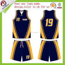 Basketball Jersey /Basketball Uniform Dual layers can wear provide one equal two 100% polyster andsublimation