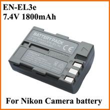 EL3E Digital Replacement Battery for Nikon D700 D80 and D90