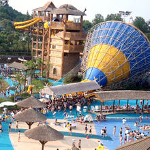 top quality funny lake inflatable water slides wholesale