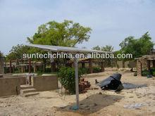 solar farm irrigation water pump machine