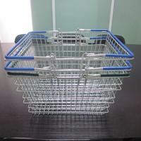 Supermarket Wire Shopping Basket