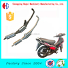 high performance racing motorcycle steel racing muffler motorcycle