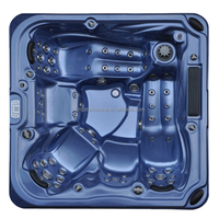 hot tubs outdoor spas sells champion JCS-17 with free cover,skirt