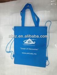 Handle customized non woven shopping bag/Non woven PP bag