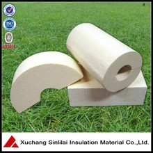 Construction material Low Price fire rated Manufacturing Calcium Silicate Pipe Insulation product