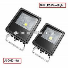 AC100-240V Epistar chip 10w led floodlighting,led floodlights ju-2022-10w,10W flood liht