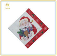 Christmas Design For Paper Napkins