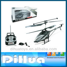 RC Outdoor Metal 3.5 CH RC Helicopter Toys and Hobbies