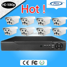 Hot sale 1080P HD IP Video Surveillance cameras 8 channel nvr kit