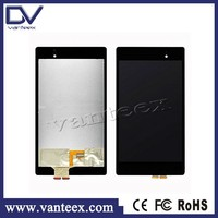 OEM Original lcd display For Google Nexus 7 Version 2nd LCD With Digitizer
