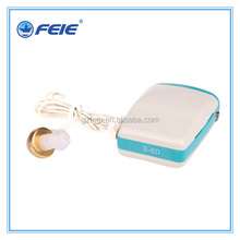 Health Care Products For Home Use Mini New Sound Hearing Aid S-6D
