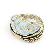 Queenzen broken heart ring hippie ring custom made plastic ring