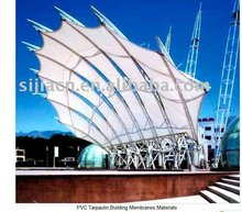 latest High quality weldable reinforced pvc polyester fabric,architectural scale models material