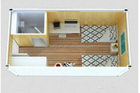 Living Container House/Holiday container house