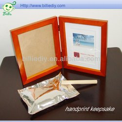 Picture Frame Baby Print Clay