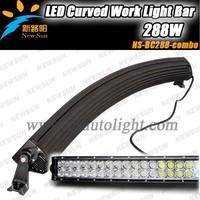 Newest!!!LED Offroad Driving Lights 4D 36W 72W 120W 180W 240W 288W 300W LED Light Bar