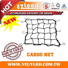 [EZ LOAD] Elastic High Strength Industrial Webbing Cargo Net for Sale