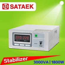 2015 best air conditioner regulator stabilizer 3000w