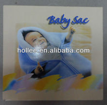 BC1050 baby sac, blanket, popular and soft baby blanket