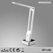 Battery operated led hand lamp
