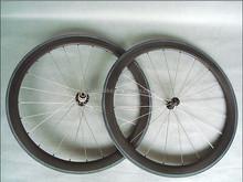 Livraison gratuite roues de vélo de carbone 38 mm, Carbone 88 mm pneu roues