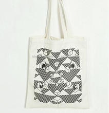 Hot product photo dice printing cotton bag