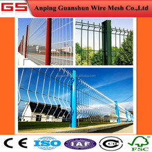 Direct factory welded wire mesh fence/2x2 galvanized welded wire mesh for fence panel