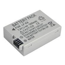 New Digital Video Battery Pack 1200mAh Li-ion for Canon LP-E8 EOS 550D 600D