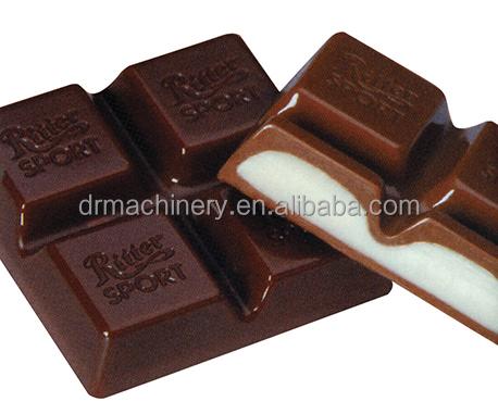 Concha de Chocolate línea de producción