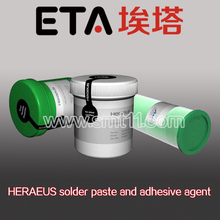 Lead free SMT adhesive for stencil printer