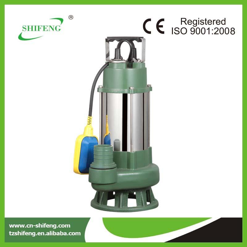 Electric Water Pump Motors For Water From Taizhou Shifeng