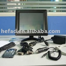 "8"" Car PC Touch Monitor(AV/VGA/Touch screen)"