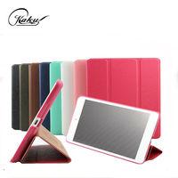 2015 for leather case ipad mini/cover case for ipad mini hot sale 3 fold