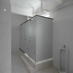 New design most popular hpl panel toilet partition for school made in China