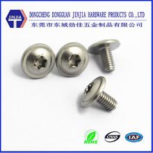 metric M1.2 stainless steel machine screws