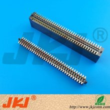 Female Header Pitch 1.27 mm 70pin Surface Mount Double Row Connector