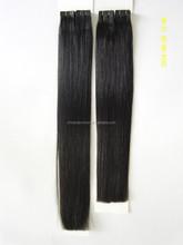 100 human hair AAAA +tape hair extension