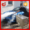 30 bar /435 psi diesel steam mobile car wash, portable car wash machine price