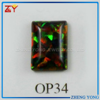 Lab Created Beautiful Synthetic Black Opal Price Per Gram