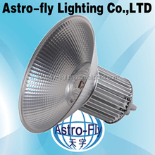 astro-fly 80W D182mm radiator led high bay light meanwell incandescent luminaire