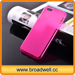 Several Colors for Choose Soft TPU Phone Case for iPhone 6 plus
