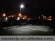 2015 All In One LED Solar Street Light With Motion Sensor Easy to install solar power street light style 8
