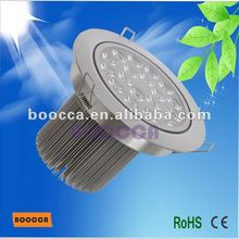 2012 High Power COB Led ceiling light with CE&RoHS certificate
