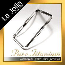 High Quality Trendy sale pure Titanium case for moble phone