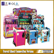 hot sale cheap basketball shooting gun machine shooting targets for kids shooting arcade machine