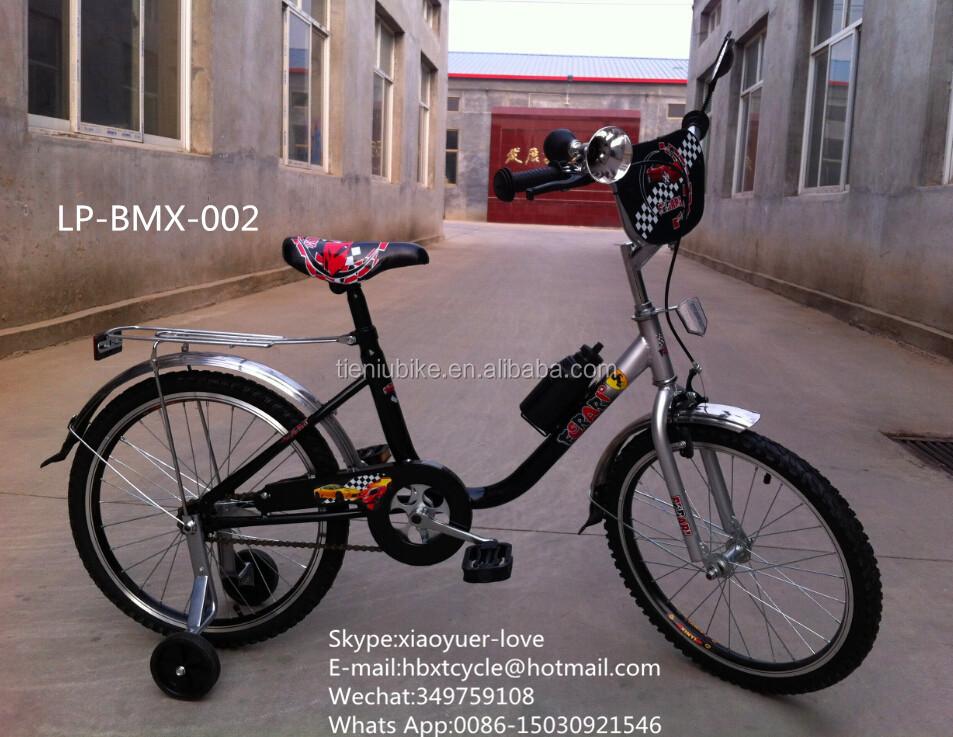 New style Coaster brake/pedal brake kids bicycle/bike LP-BMX-002